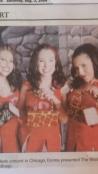 Pontani Sisters article