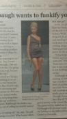 New York Fashion Week article