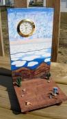 O'Keeffe Cloud Clock