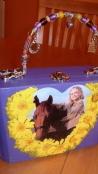 """""""Lucky Charms"""" Art Handbag for Dakota Fanning (Dreamer Premier)"""
