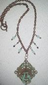 Door Knocker Necklace