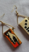 Domino Earrings