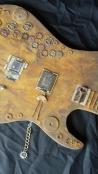 "1000 Steampunk Creations ""Steampunker"" Guitar"
