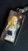 Alice Double Side Necklace