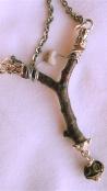 """""""World's Best Slingshot"""" Necklace"""